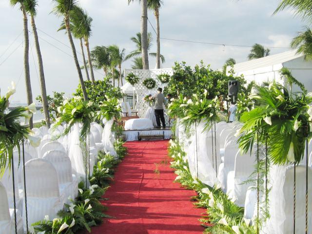 Arreglos florales fiestas eventos - Decoracion con flores artificiales ...