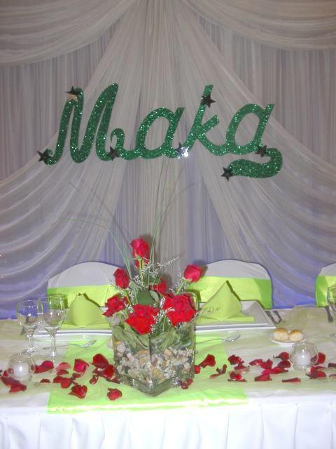 Para decoracion y ambientacion de bodas precio del centro - Centros de mesa para bodas precios ...